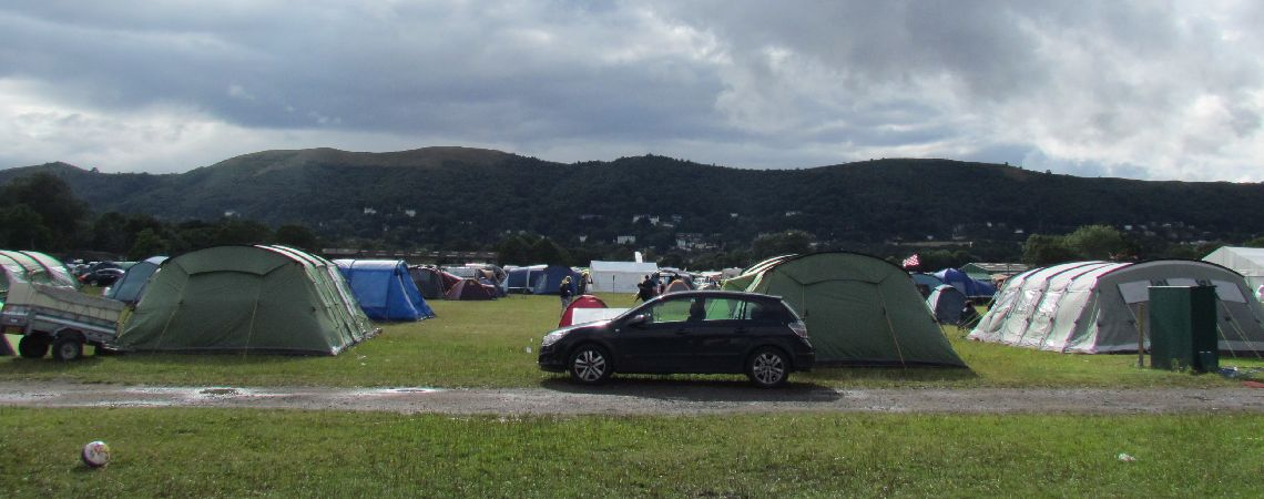 Tranform Picture of Tents